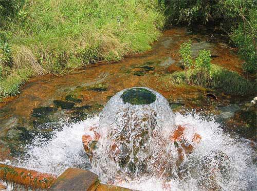 Статический уровень воды в скважине